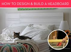 How To Design And Build A Headboard For Less Than $50
