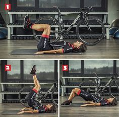 Por salud, por estética o por mejorar tu rendimiento, trabajar tu zona media es más que recomendable para cualquiera que monte en bicicleta, independientemente de su nivel físico o aspiraciones. Evitarás dolores de espalda, endurecerás tus abdominales y pedalearás con más eficiencia, ¿aún tienes dudas?