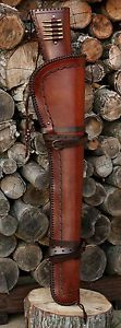 Handmade-Leather-Rifle-Western-Saddle-Scabbard-Winchester-Henry-Marlin
