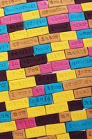 Make Your Own Clay Word Magnets - A Beautiful Mess