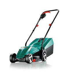 Bosch 0600885B03 Tondeuse électrique 1200 W: Poids-plume : facile à manier et à transporter avec seulement 6,8 kg Performant : le moteur…