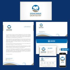 Ocean Avenue Dentistry - Ocean Avenue Dentistry needs your creative juices for a logo and business card!