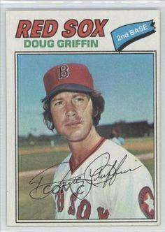 1977 Topps # 191 Doug Griffin Boston Red Sox Baseball Card by Topps. $0.01. 1977 Topps #191 - Doug Griffin