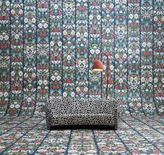 JOB-07 Withered Flowers Color Archives Wallpaper by Studio Job | NLXL
