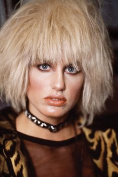 "Daryll Hannah as ""Priss"",  in Blade Runner."