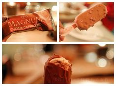 Magnum Masterclass - Coffee, Chocolate and Icecream