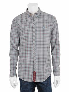 Richard Chai for Original Penguin - Concealed Button-Down Shirt
