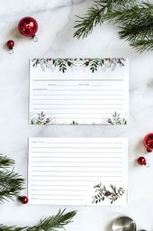 Best Photographs recipe cards printable Popular At the conclusion of a year ago, I'd been searchingfor the ideal planner. Need to have looked by a wide select. Printable Recipe Cards, Printable Calendar Template, Printable Christmas Cards, Christmas Greeting Cards, Christmas Greetings, Daily Calendar, Kids Calendar, 2021 Calendar, Christian Cards