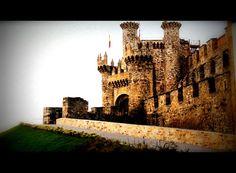 Castillo de Ponferrada, Castilla y León