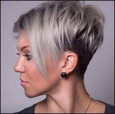 Kurzer haarschnitt blond – Moderne männliche und weibliche ... | Einfache Frisuren