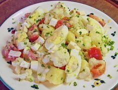 Kartoffel – Blumenkohl – Salat (Rezept mit Bild) | Chefkoch.de
