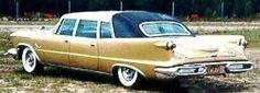 1958 Ghia Imperial Crown Limousine - Finland. www.midnightrunlimo.com #personalchauffeur #privatedriver #orangecountylimo