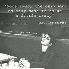 Go a little crazy