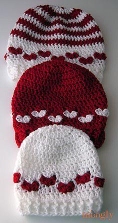 Baby Mine Crochet Hat ~ free pattern