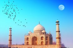 Agra Holiday Packages- Taj Mahal virtual tour in Agra holiday packages vacation trip with hotels car hire tour guide with approved travel company in India with Fatehpur Sikri, Agra tour packages. Taj Mahal, 7 World Wonders, Travel Photography Tumblr, Agra Fort, One Day Tour, Train Tour, Tourist Places, Day Tours, World Heritage Sites