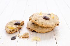 Cookies Et Biscuits, Desserts, Preserved Lemons, Rice Flour, Cookie Dough, Tailgate Desserts, Deserts, Postres, Dessert