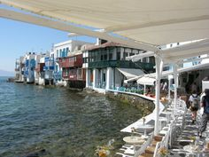 The best breakfast place that I have been to ...Hope to have many more mornings here - Mykonos is awesome # Jazz # Love # Memories