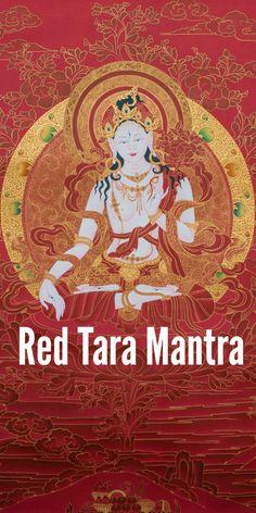 Red Tara Mantra Meaning (Kurukulla Mantra) – Om Tare Tam Soha