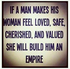 What makes a woman a good lover