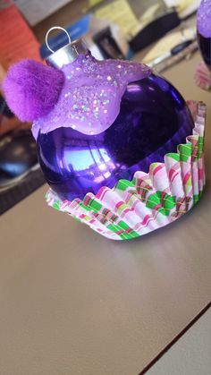 I'll Take My Wine in a Sippy Cup: DIY Christmas Ornaments - take 2