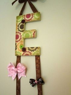 Bow Holder by leila