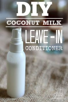 DIY Leave-In Conditioner Its oil can be used to make this three-ingredient shampoo bar , homemade deodorant , tooth whitener , lotion bars. Belleza Diy, Tips Belleza, Natural Hair Care, Natural Hair Styles, Natural Beauty, Natural Oil, Organic Beauty, Beauty Care, Beauty Hacks