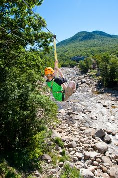 Loon Mountain Resort opens for the summer Memorial Day Weekend! Get up here for ziplines, scenic gondola rides, Aerial Forest Adventure Park, and more.
