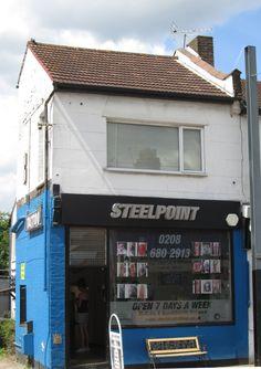 Steel Point Tattoos Croydon London, Broadway Shows, Steel, City, Tattoos, Tatuajes, Tattoo, Cities, Steel Grades