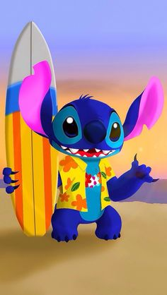 Stitch and Lilo
