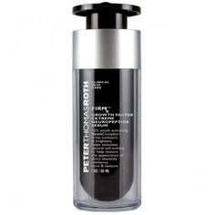 Shop Peter Thomas Roth Firmx Growth Factor Extreme Neuropeptide Serum at Beauty Wellbeing online discount store. Peter Thomas Roth, Cells Activity, Skin Care Clinic, Growth Factor, Make Up Remover, Younger Looking Skin, Skin Elasticity, Custom Packaging, Flawless Skin