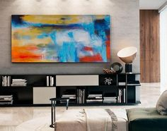 Extra Large Original Painting on Canvas , Abstract Painting Large Contemporary Colorful Artwork ,Modern Wall Decor Handmade Wall Art Large Artwork, Large Canvas Art, Extra Large Wall Art, Colorful Artwork, Abstract Canvas Art, Oil Painting Abstract, Acrylic Paintings, Oil Paintings, Canvas Artwork