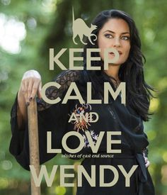 Wendy - Witches of East End