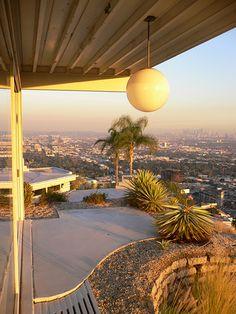 Case Study House ° 22 - Stahl Residence / Pierre Koenig _Los Angeles, California_1960