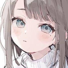 Pretty Anime Girl, Kawaii Anime Girl, Anime Art Girl, Manga Girl, Manga Anime, Anime Chibi, Cute Anime Character, Kid Character, Character Design