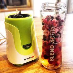 Breville Blendactive - Frozen mixed berries