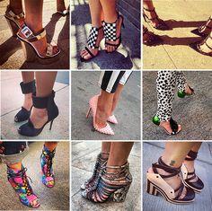 NYFW Shoes Love Love Love