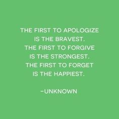 Brave, Strong, Happy