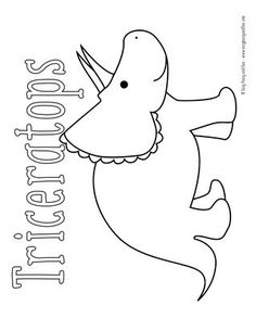 Coloring Pictures Of Dinosaurs Fresh Dinosaur Coloring Pages Easy Peasy and Fun Dinosaurs Preschool, Dinosaur Activities, Dinosaur Crafts, Cute Dinosaur, Easy Coloring Pages, Printable Coloring Pages, Coloring Pages For Kids, Coloring Books, Kids Coloring