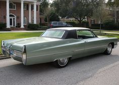 1967 Cadillac Coupe Deville   by That Hartford Guy