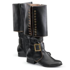 Mens Buccaneer Boots - New Age & Spiritual Gifts at Pyramid Collection
