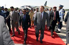 SunOnline: Pakistan ah vadaigathumun raees Yameen ge dhekan'balunnah hoonu maruhabaa eh