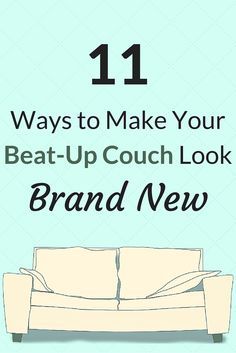 how to make a futon look like a couch