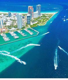 Miami, Florida by titoheli Miami Florida, Florida Beaches, South Florida, Miami Beach, Palm Beach, San Diego, San Francisco, San Antonio, Patagonia