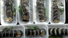 Try our lovely Nippon Legend Sushis