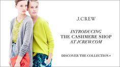 J. Crew Pastels!