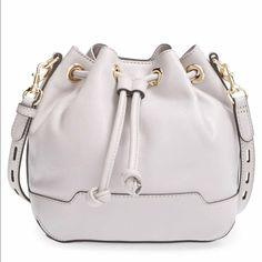 Rebecca Minkoff mini Fiona bucket bag Brand new. Color: smoke. Rebecca Minkoff Bags