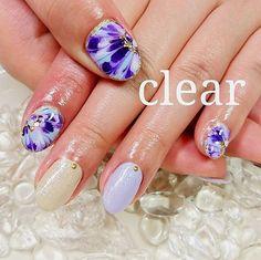#nail #nails #naildesign #naildesigns #nailart #nailstagram #gelnails #instapic #instanail #instanails #purple #peacock #flower #beauty #fashion #ネイル #ネイルアート #ネイルデザイン #ピーコックネイル #パープルネイル  #네일 #네일아트 #젤네일 #春ネイル #高知 #高知ネイル #高知ネイルサロン #ネイルサロンクリア