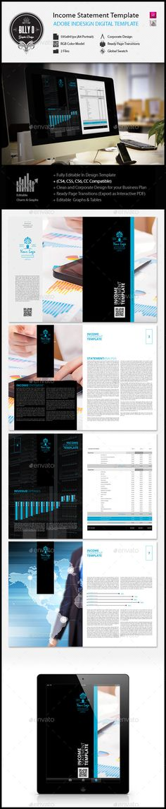 Balance Sheet Booklet Template US Letter Balance sheet, Booklet