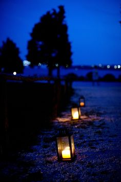 Lanterns to light the walkway at Night #PranziCatering  Photography: BKB Photography - bkbphoto.com Photography: Jules Ko Photography - julesko.com Floral Design: Sayles Livingston Flowers - sayleslivingstonflowers.com  Read More: http://www.stylemepretty.com/2012/07/23/rhode-island-wedding-by-bkb-photography/