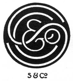 Logo Inspiration for Clients. Wow. I've never seen this and it reminds me of what I made for Oscar Nelson Group!